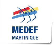 Logo Medef Martinique